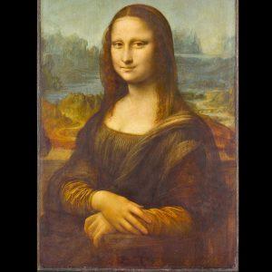 LA MONA LISA Pintura