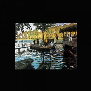 Monet Bain a la Grenouillere