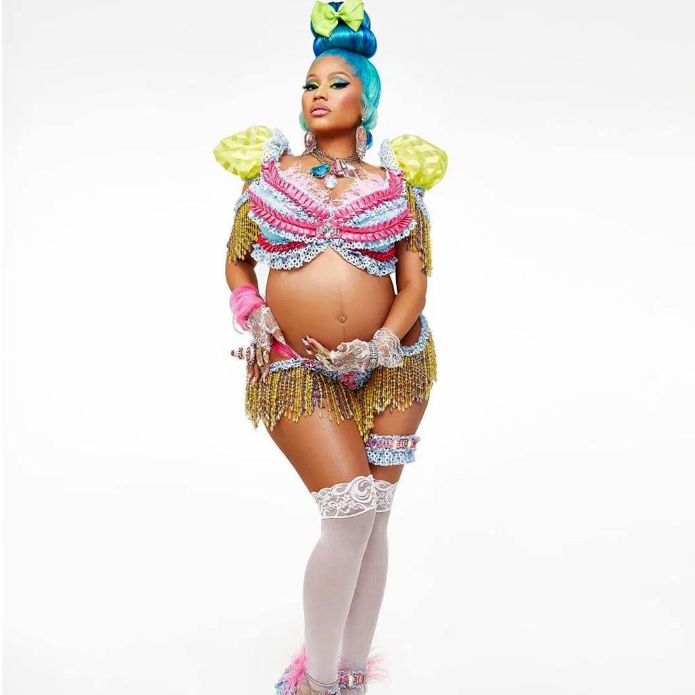 Nicki Minaj ropa de joyas