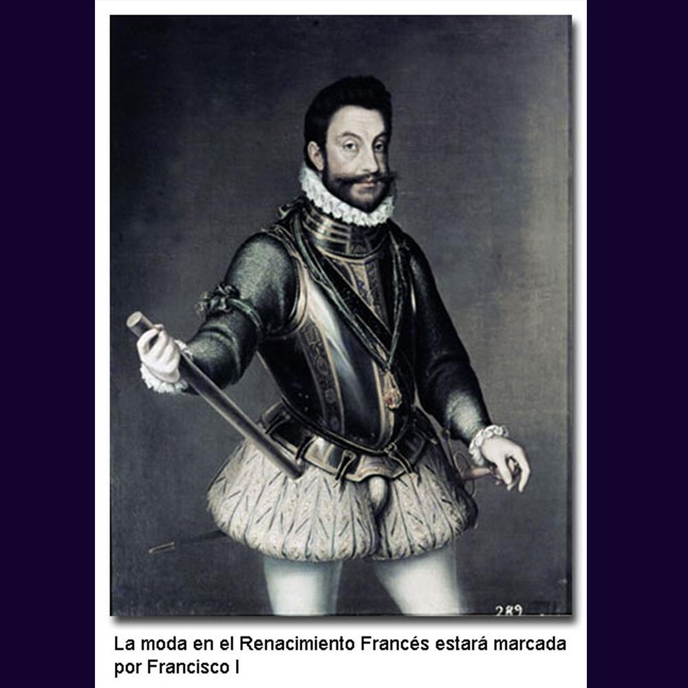 Renacimiento vestimenta masculina