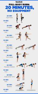 GUIA PARA TENER UN DIA EXCELENTE ejercicio
