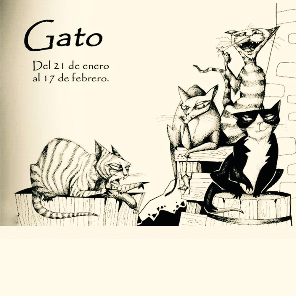 Horóscopo Celta gato