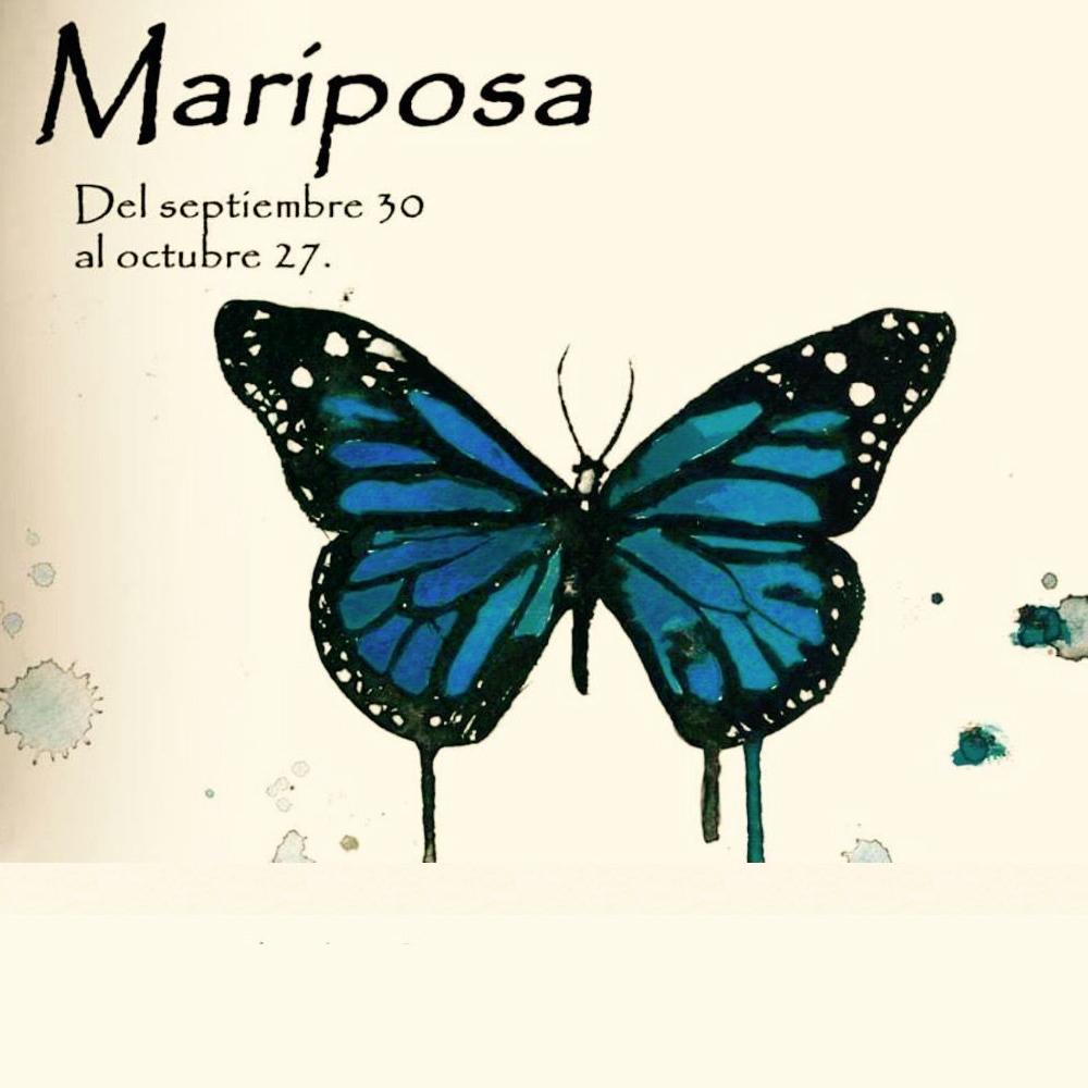 Horóscopo Celta mariposa