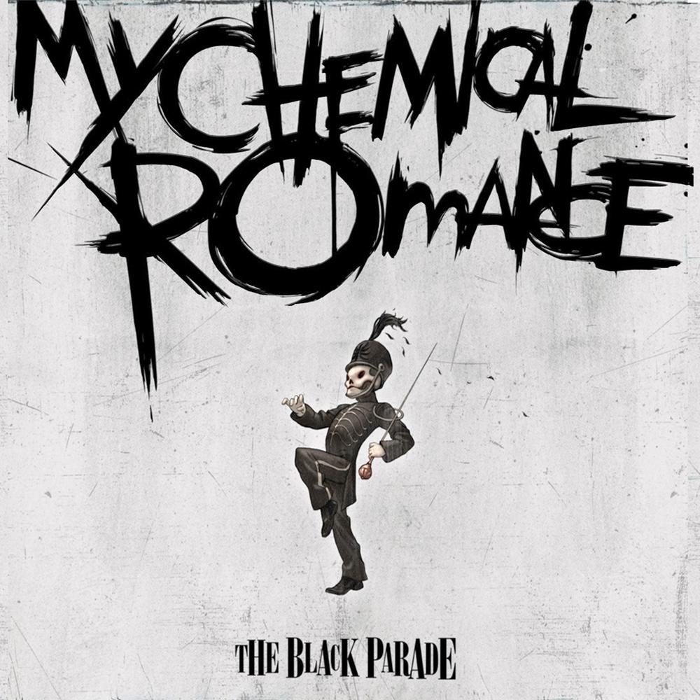 Las mejores portadas de rock my chemical romance