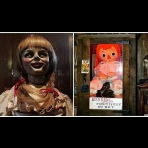 Annabelle juguete