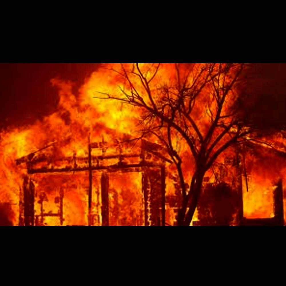 incendios casa