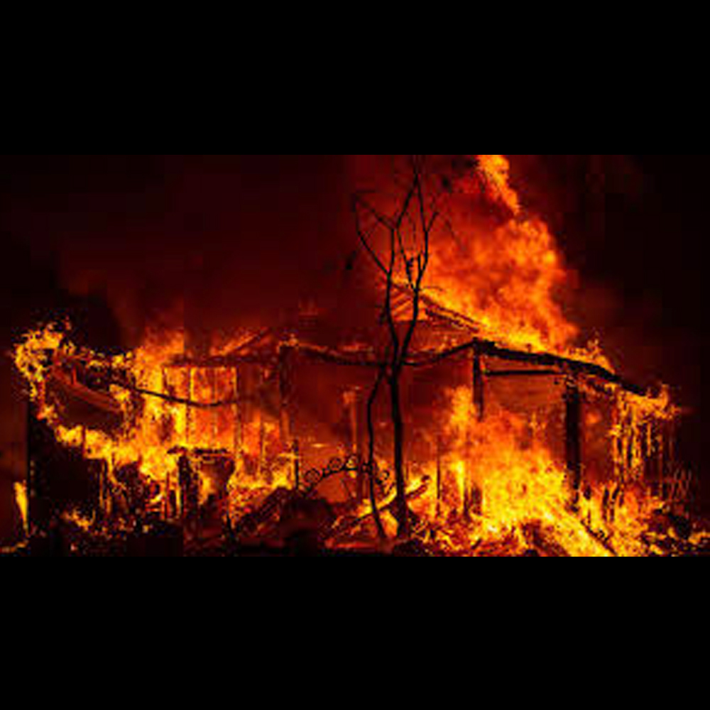 incendios hogar