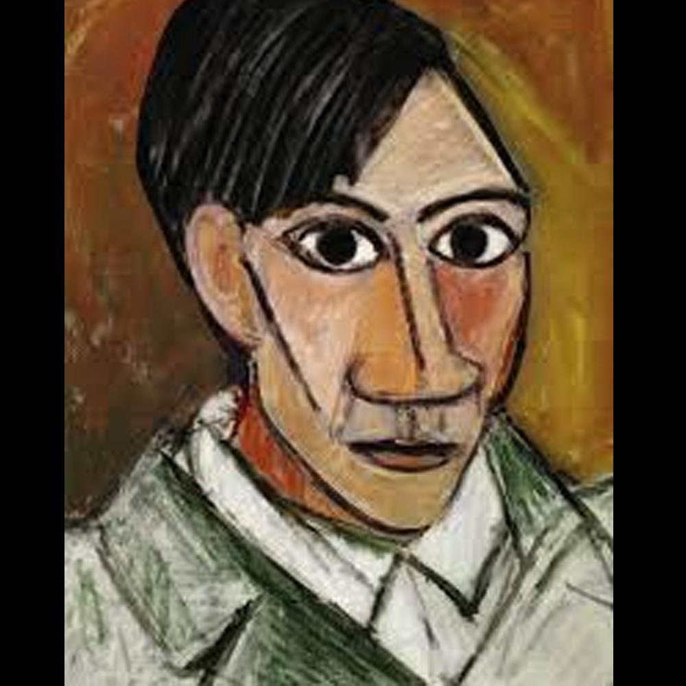 Picasso Autorretrato