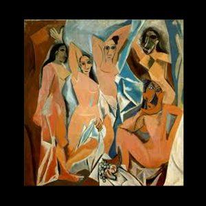 Picasso señoritas de aviñon