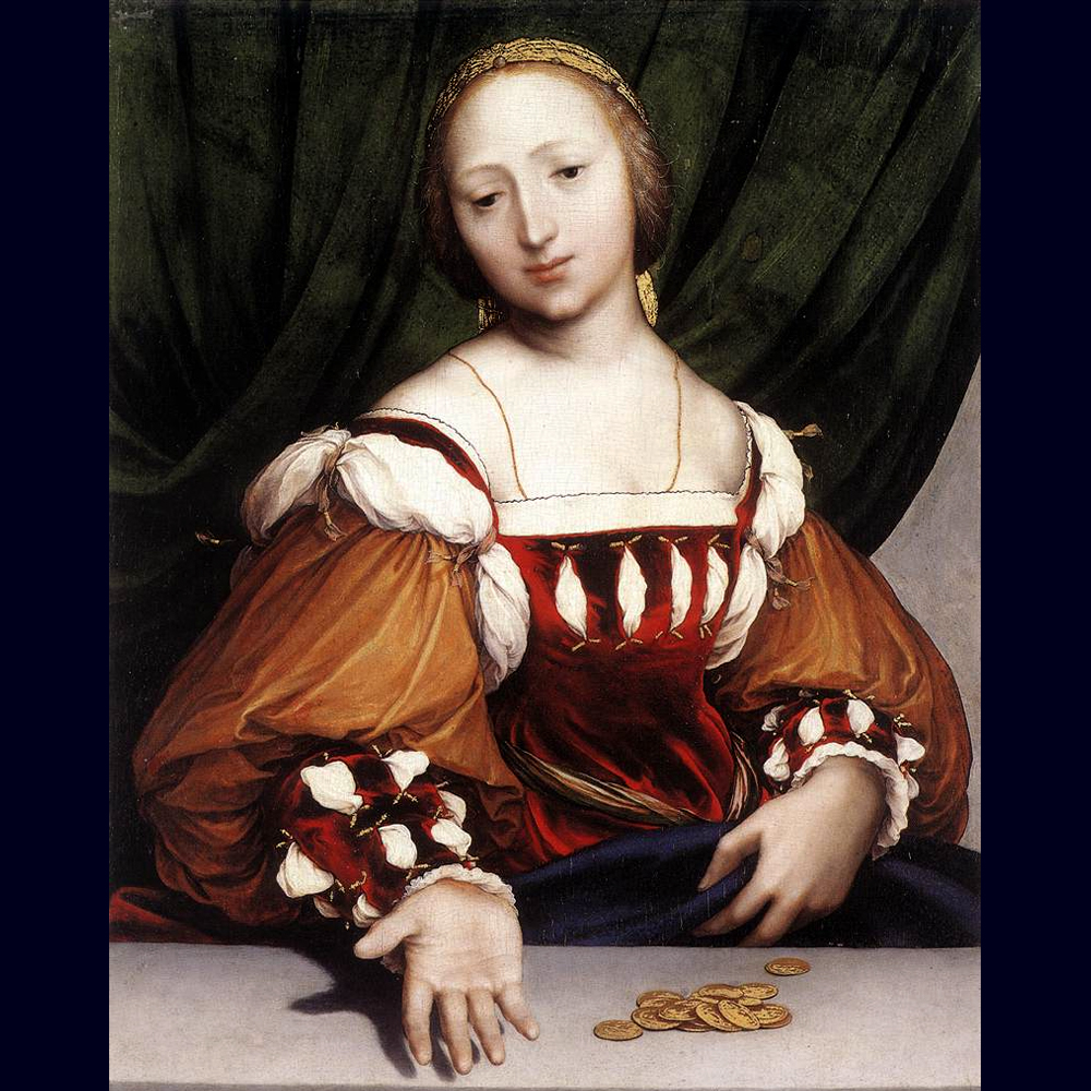 Renacimiento vestimenta femenina