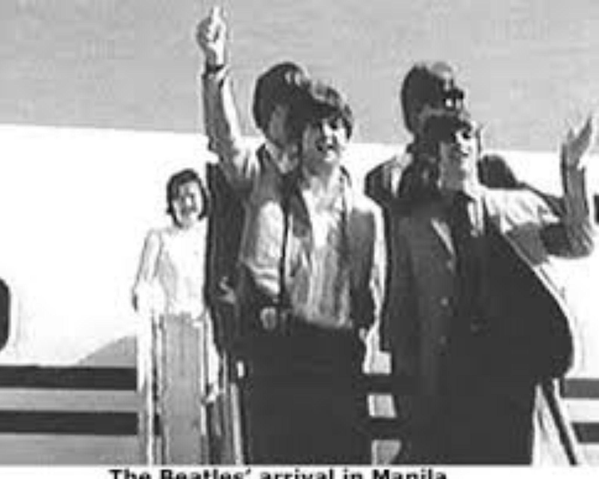 the beatles avion