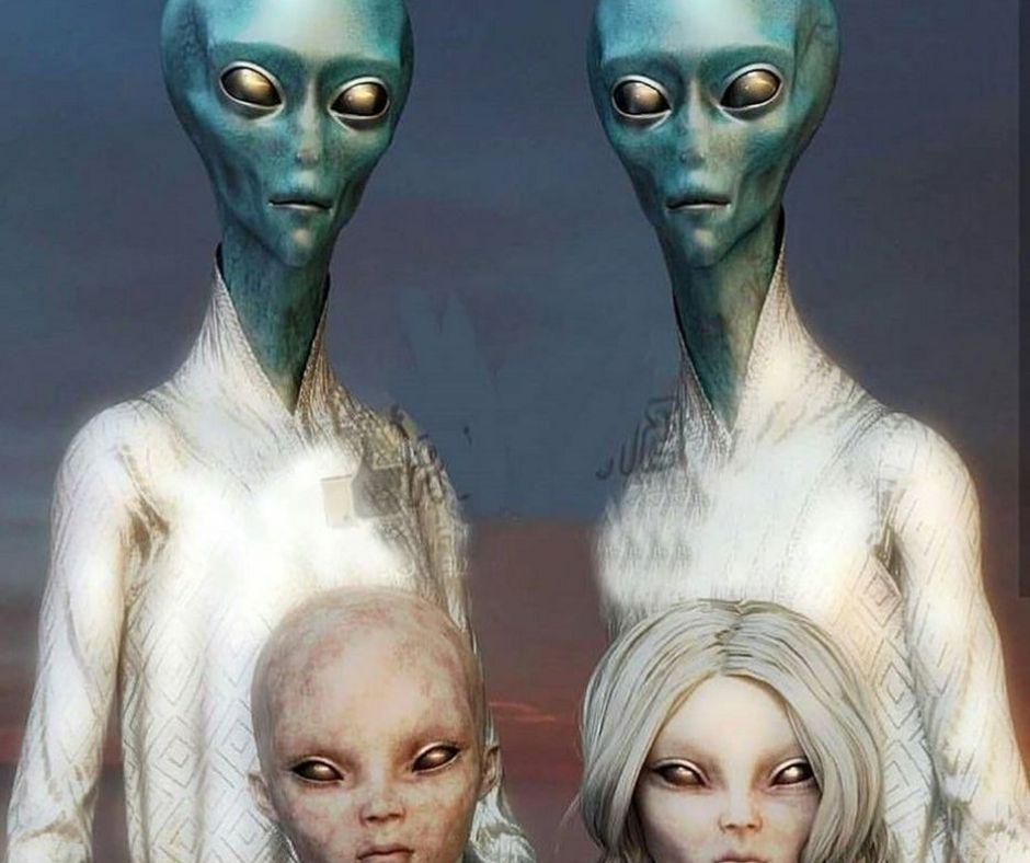 Razas de Extraterrestres dropa