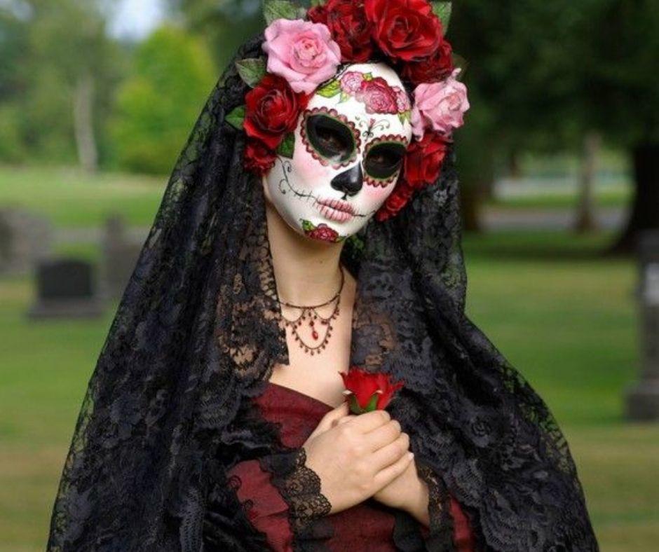 Día de Muertos catrina