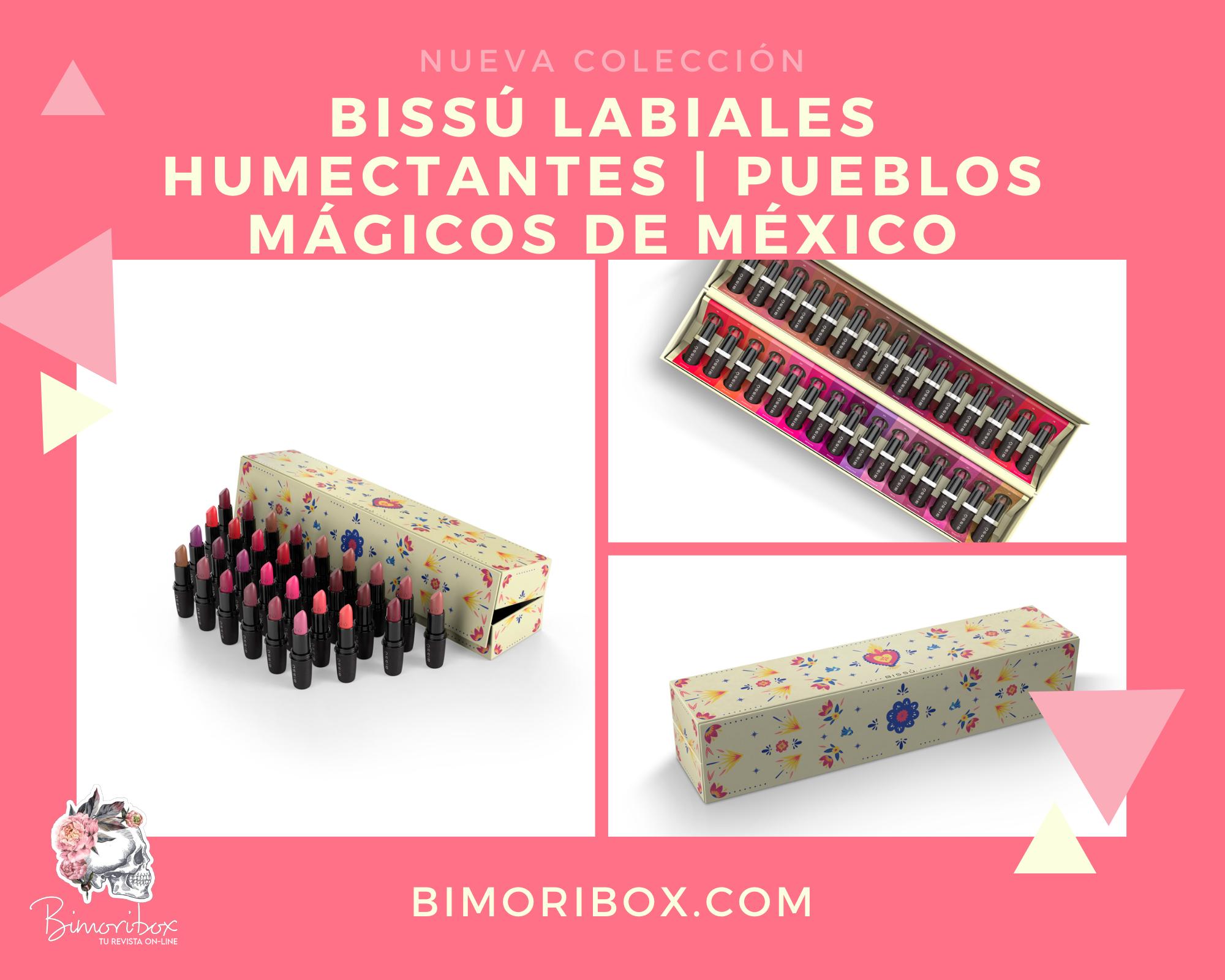 LABIALES HUMECTANTES | BISSÚ | PUEBLOS MÁGICOS