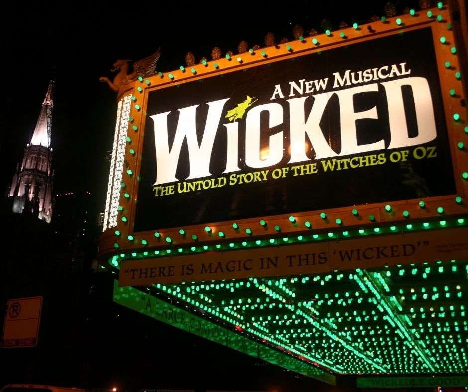 musicales wicked