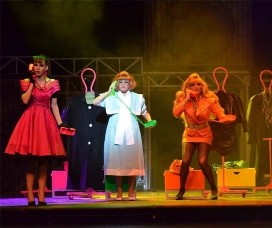 musicales mujeres