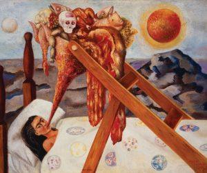 Frida Kahlo sin esperanza