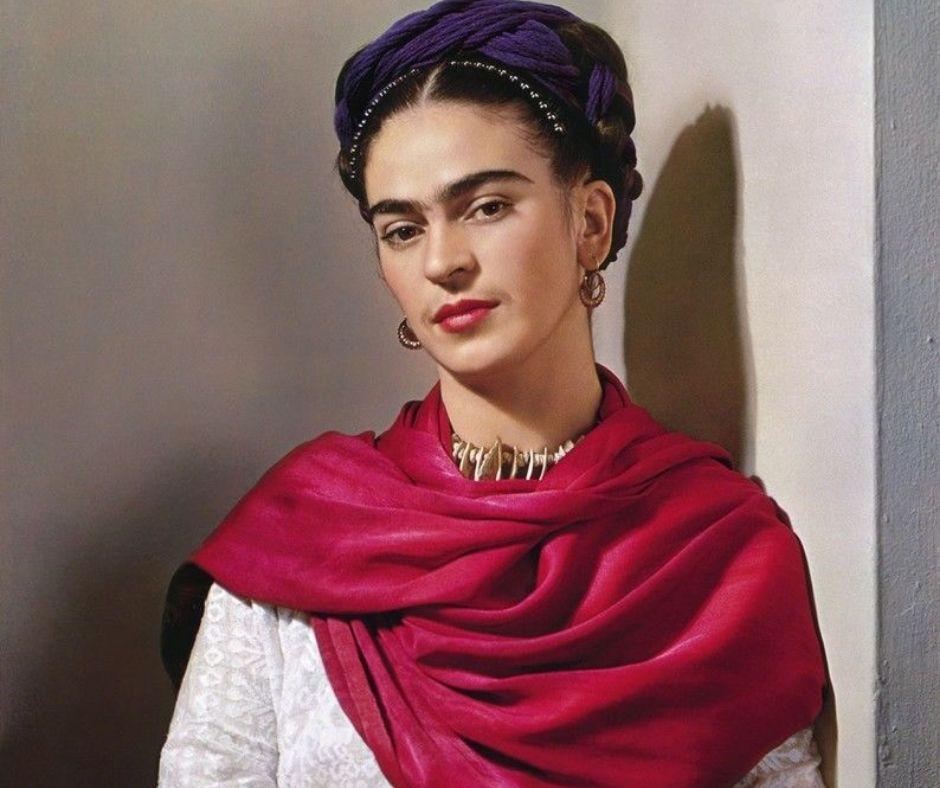 Frida Kahlo famosa