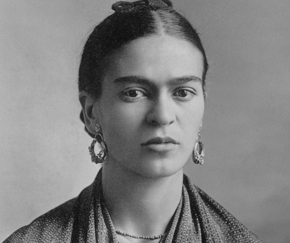 Frida Kahlo mujer