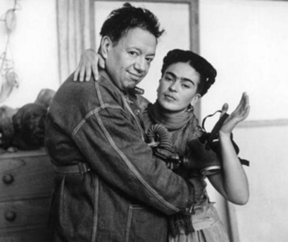 Frida Kahlo Diego y Frida