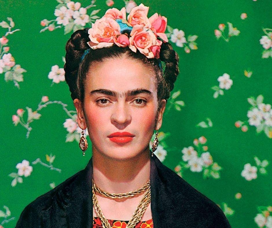 Frida Kahlo pintora
