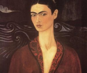 Frida Kahlo autorretrato