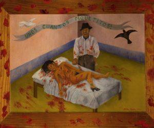 Frida Kahlo pintura