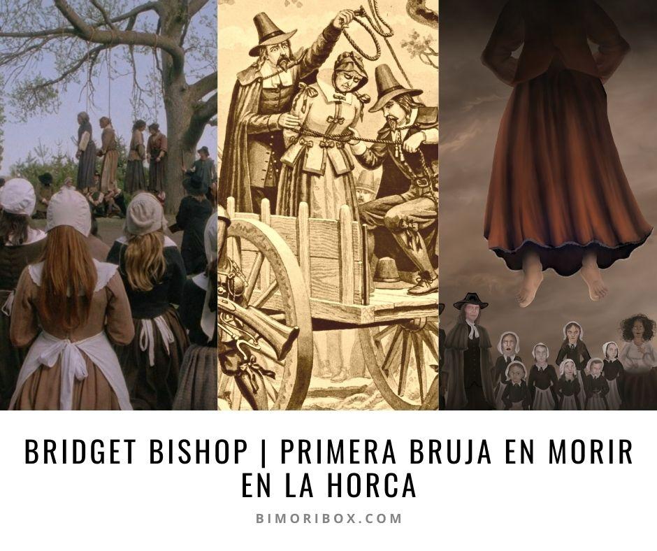 Bridget Bishop portada