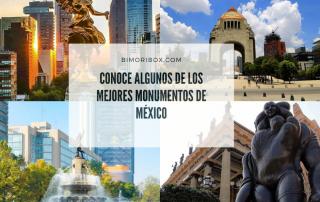 CONOCE ALGUNOS DE LOS MEJORES MONUMENTOS DE MÉXICO portada