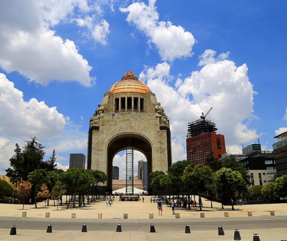 monumentos de México Revolución
