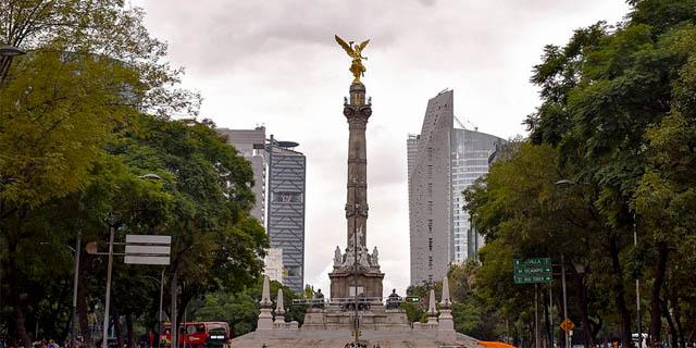 monumentos de México angel