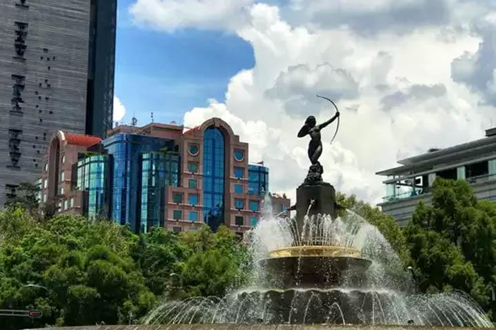 monumentos de México fuente