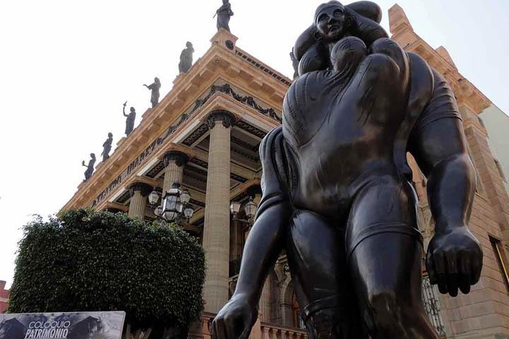 monumentos de México escultura