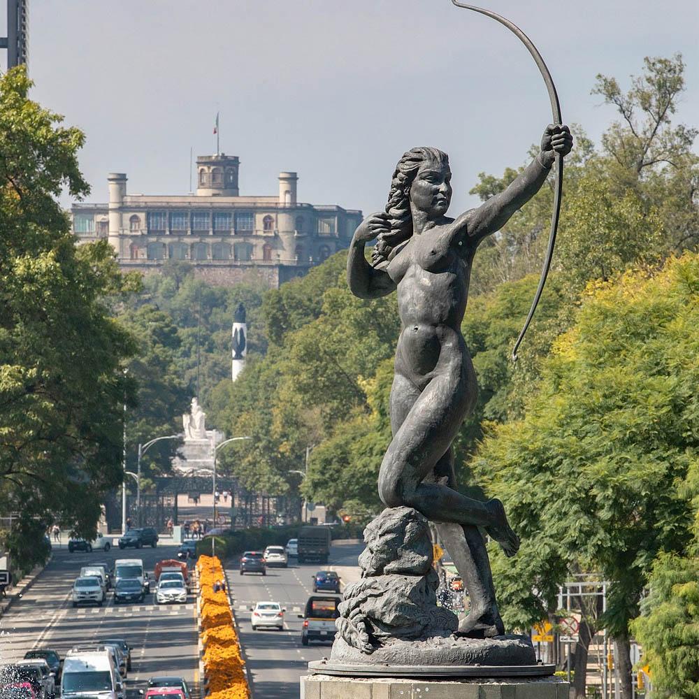 monumentos de México portada