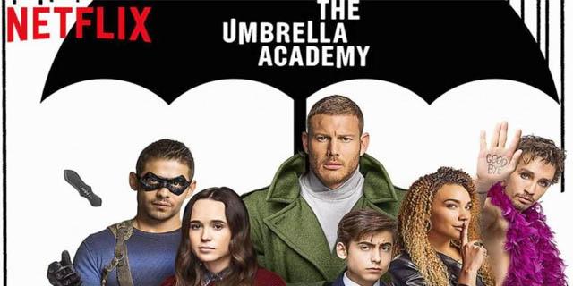 series de Netflix serie