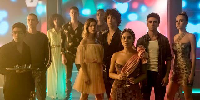 series de Netflix baile