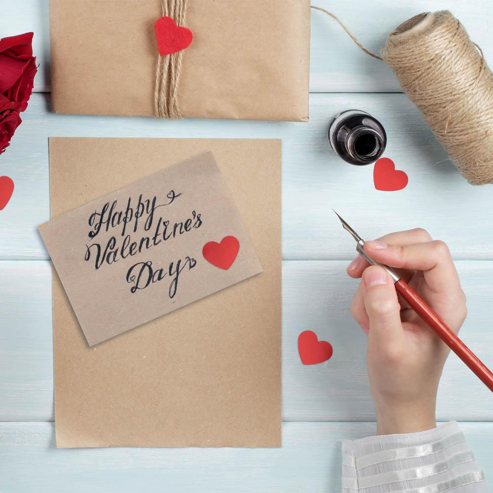 regalos para el 14 de febrero cartas