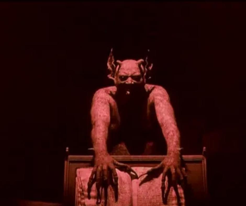 películas de Brujas demonio