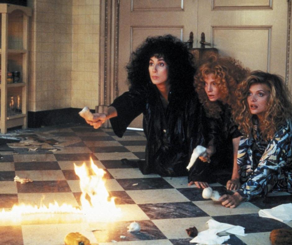 películas de Brujas hechizo