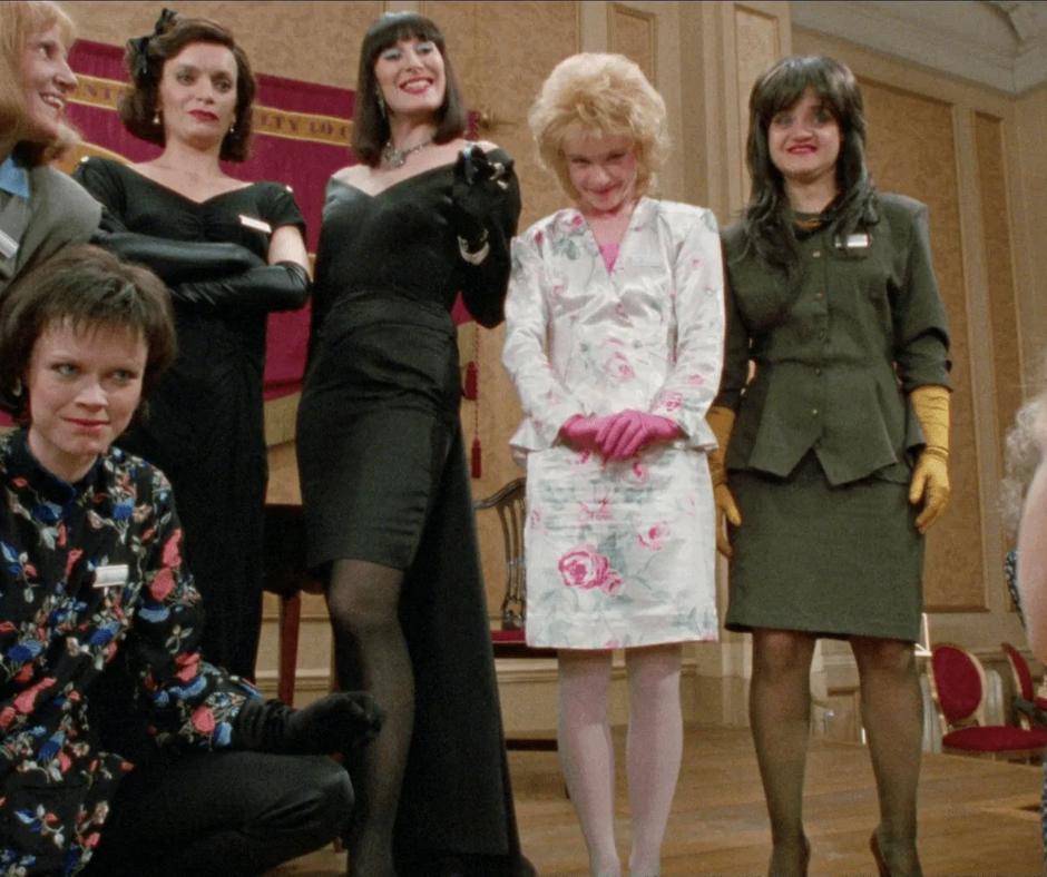 películas de Brujas mujeres