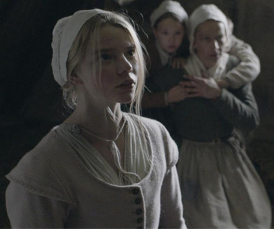 películas de Brujas niña