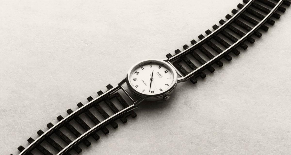 Chema Madoz reloj