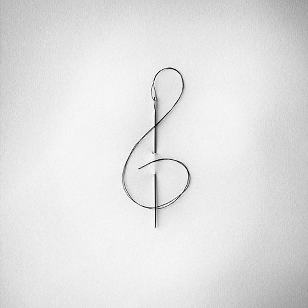 Chema Madoz nota musical
