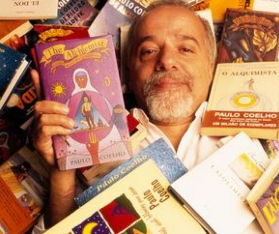 Paulo Coelho hombre y libros