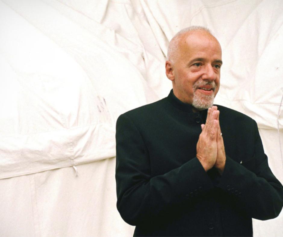 Paulo Coelho hombre