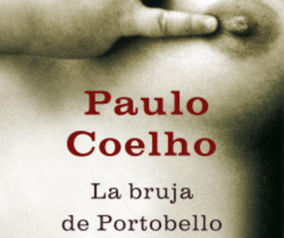Paulo Coelho portada de un libro