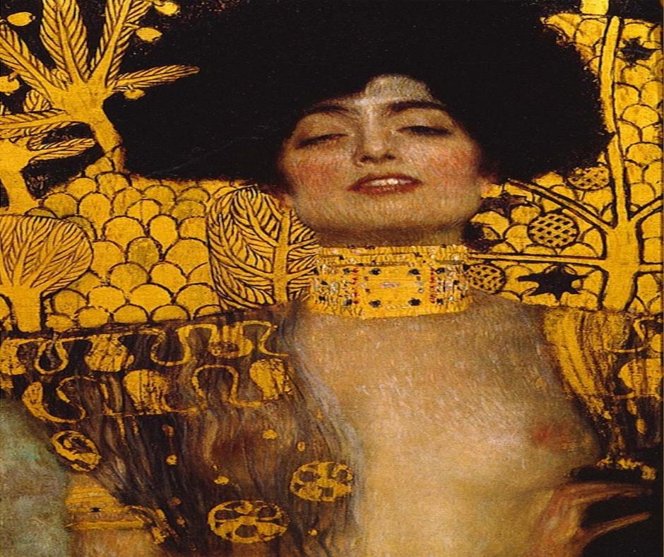 Gustav Klimt obra de arte