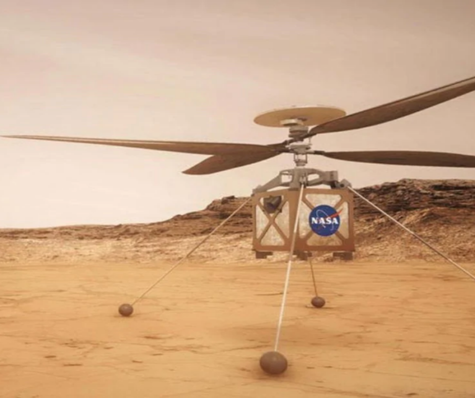 Ovnis Marte