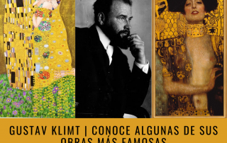 Gustav Klimt portada