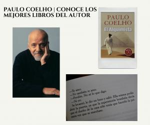 Paulo Coelho imagen